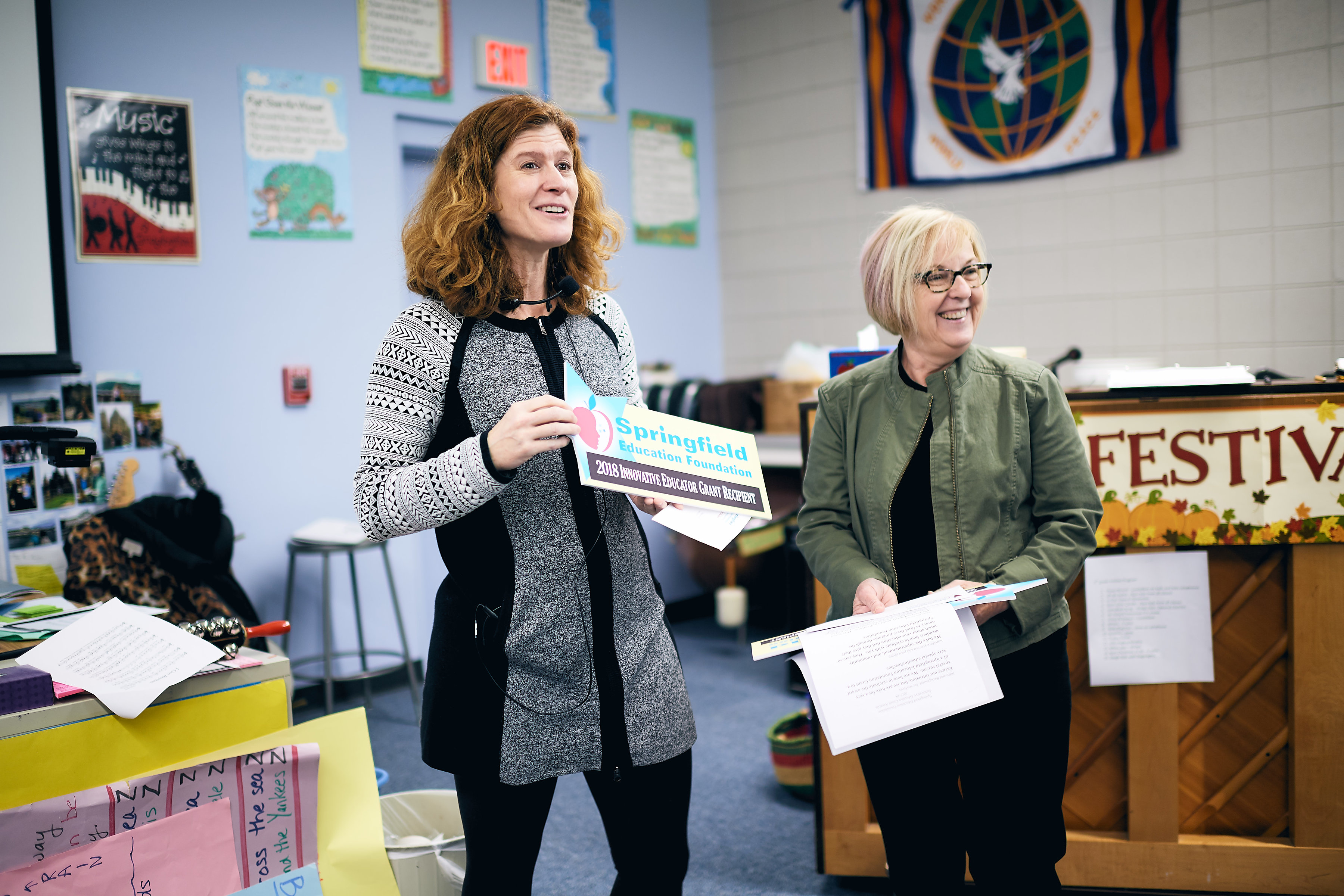 2017-18 Innovative Educator Grant Awards – Springfield