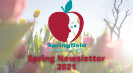 Spring Newsletter SEF