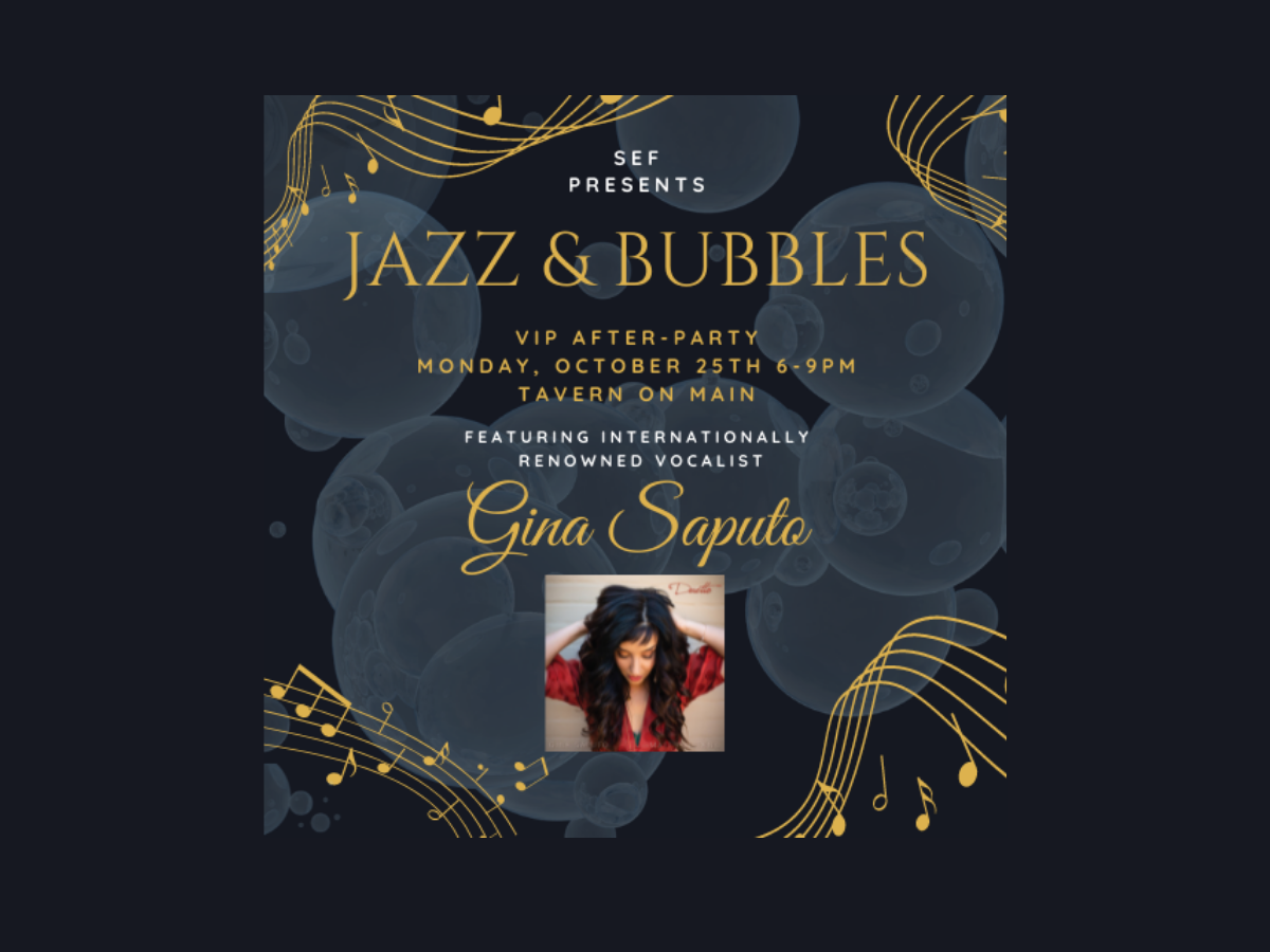 Jazz & Bubbles After Party