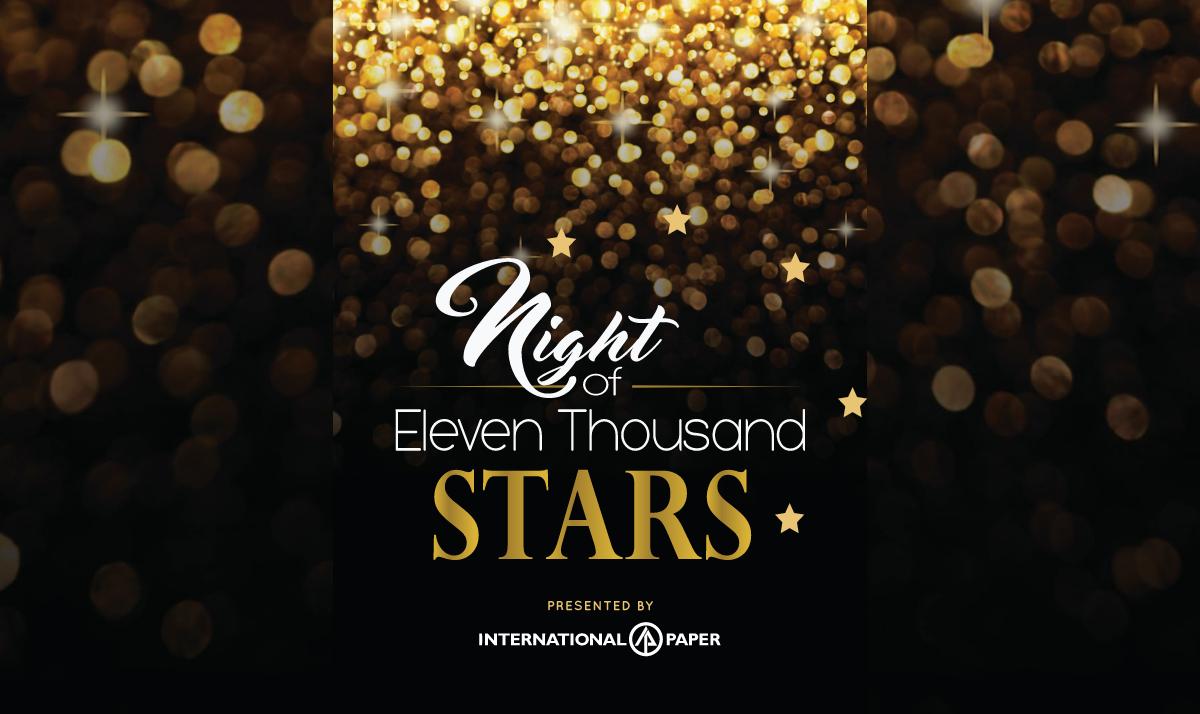 2021 Night of 11,000 Stars
